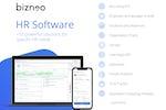 Capture d'écran pour Bizneo HR :
