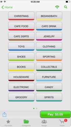Categorization of catalog