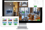 SeekBeak screenshot: Brand 360° images with a logo, colors, URL, and more for a custom branding experience