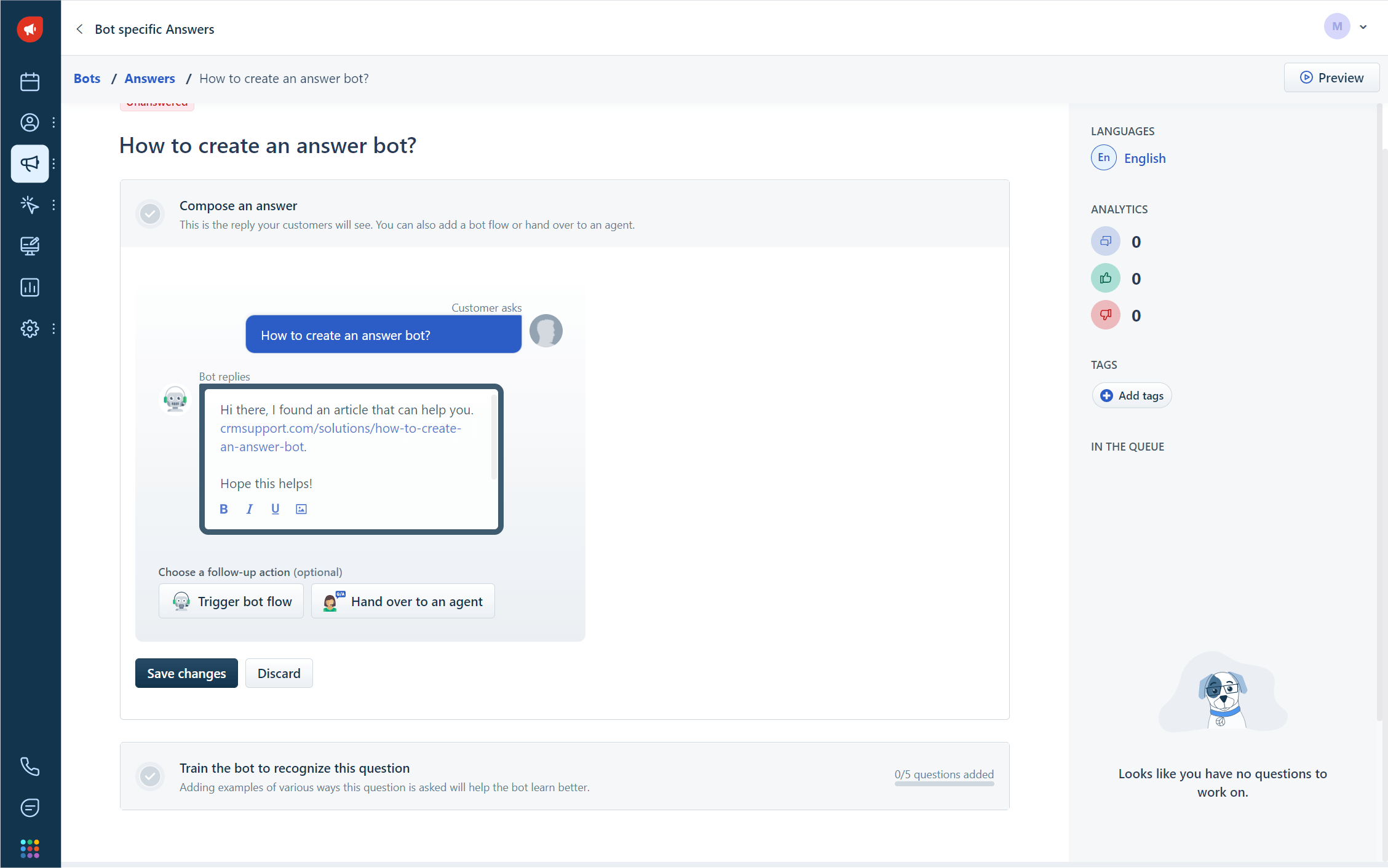 Freshmarketer Software - AI-Chatbots
