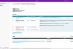 Capture d'écran pour Decisions : Decisions for OneNote