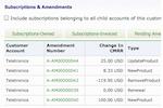 Zuora screenshot: Subscription Order Life Cycle