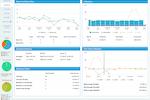 QuikStor Cloud screenshot: QuikStor Cloud data visualization