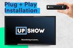 UPshow screenshot: