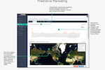 ActiveDEMAND screenshot: Predictive Marketing Capabilities