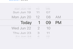 Bolt screenshot: Create crew schedules online or via iPhone / iPad