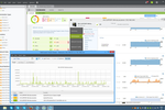NetCrunch screenshot: Analyze network performance