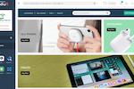 Unduit Wireless screenshot: Unduit Wireless integrated marketplace