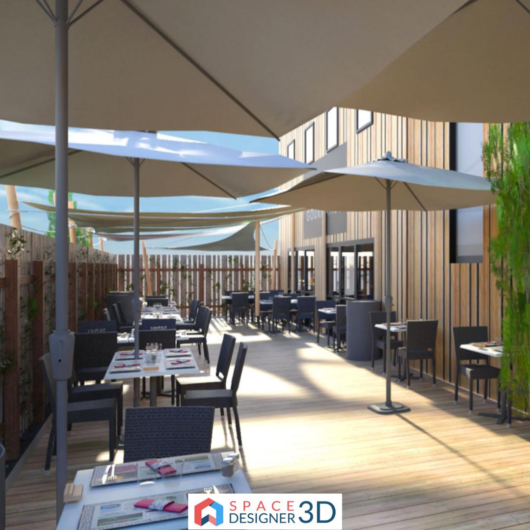 Space Designer 3D Software - 2