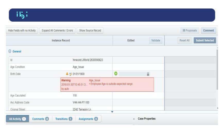 ibi data governance