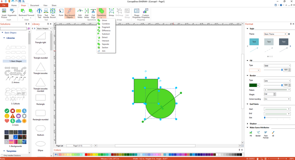 ConceptDraw PRO Software - 4