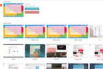 gomo screenshot: Themes