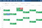 App4Legal screenshot: App4Legal calendar