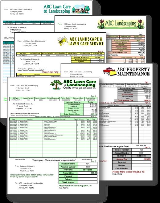 GroundsKeeper Pro Software - 5