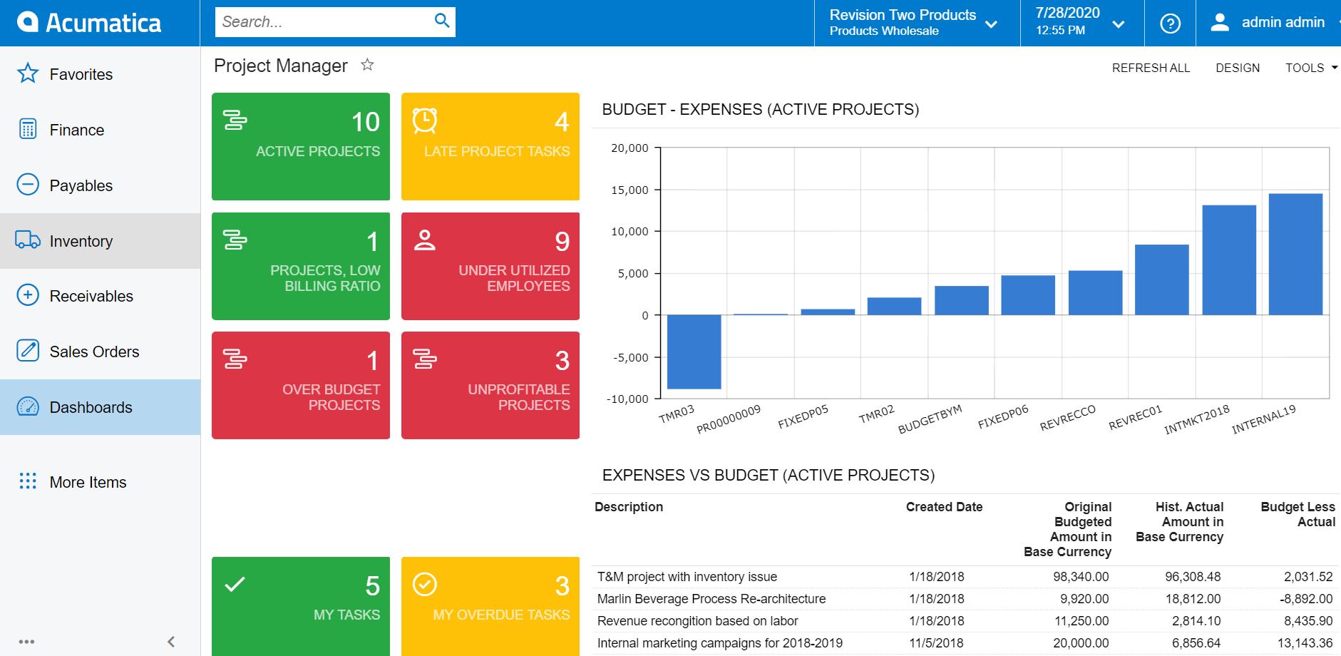 Acumatica Cloud ERP Software - 3