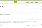 Answerbase Screenshot: Grows a Q&A knowledge base for your products