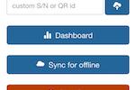 Captura de pantalla de MapYourTag: Mobile App home page