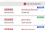 Deskera CRM screenshot: Sales Orders