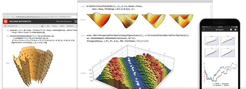 Wolfram Mathematica Software - 1