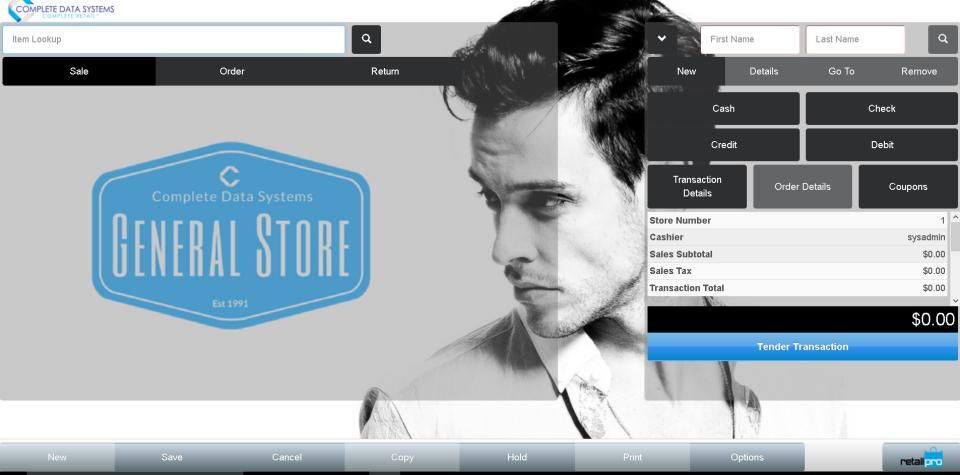 Retail Pro Software - 4