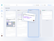 Userback Software - Efficiently manage user feedback with customizable workflows.