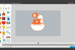 WIDEO screenshot: Quickly add scenes to create a custom professional videos in minutes