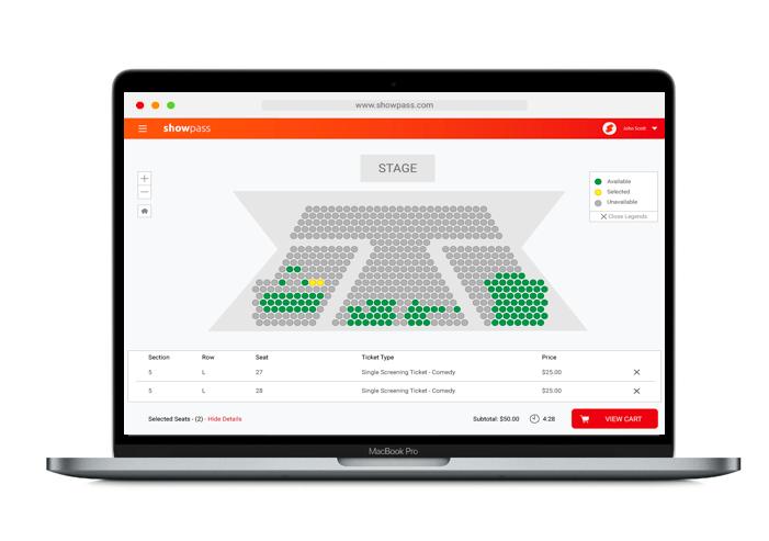 Showpass Software - 3