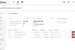 LMN screenshot: LMN sales budget