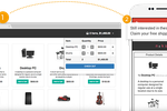 TractionNext screenshot: Alert customers of abandoned carts with automated email triggers to encourage a purchase