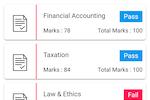 OpenEduCat screenshot: OpenEduCat examination schedule