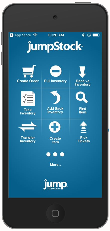 JumpStock mobile application