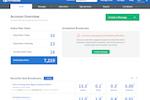 AWeber Software - Dashboard