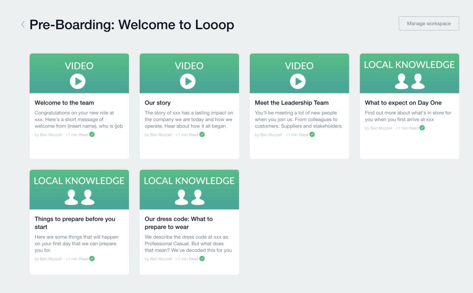 Looop Software - 2
