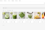 Content Hub screenshot: Create and store digital assets in Sitecore Content Hub