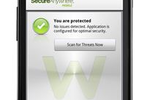 SecureAnywhere screenshot: