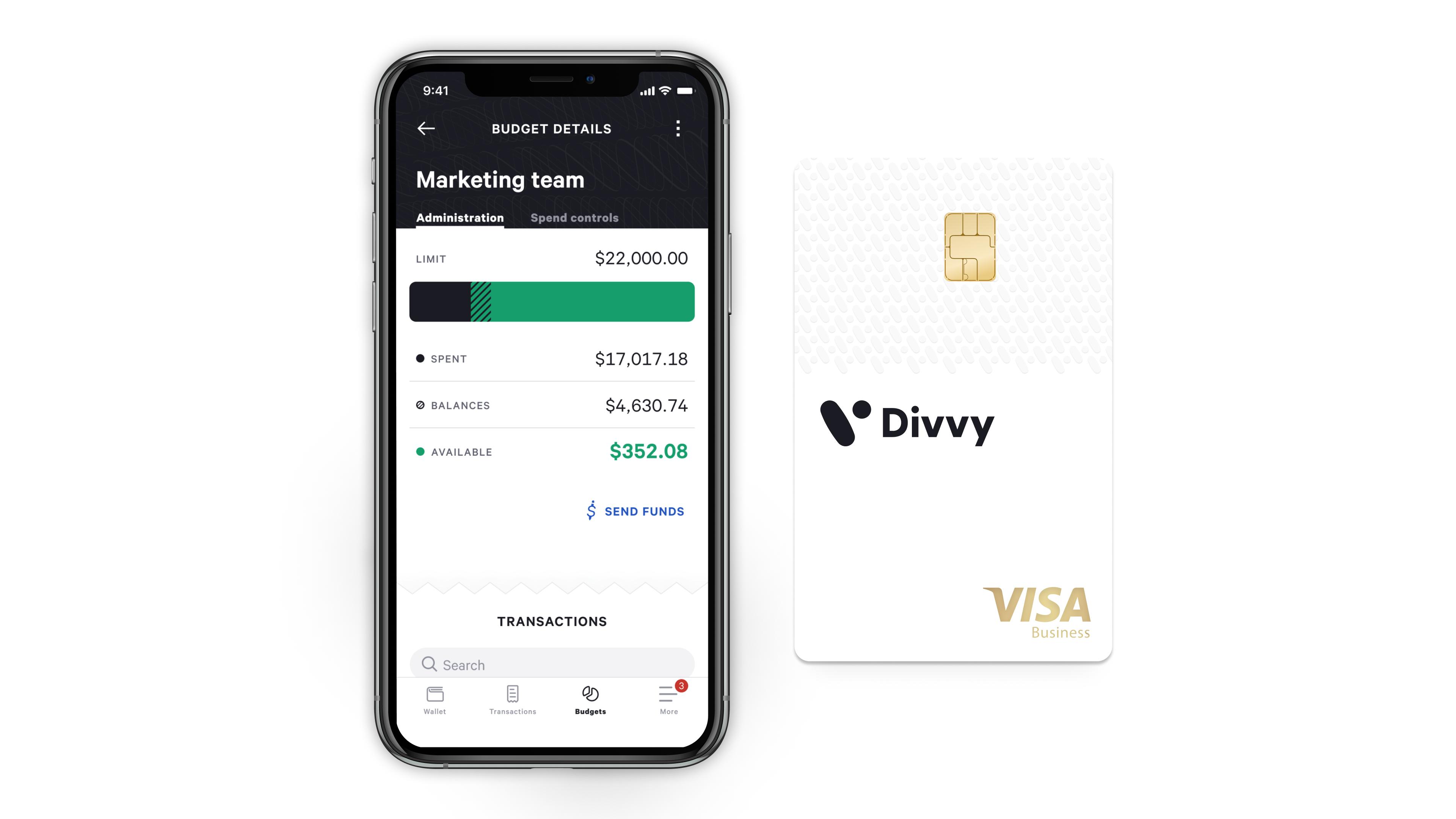 Divvy Software - Divvy