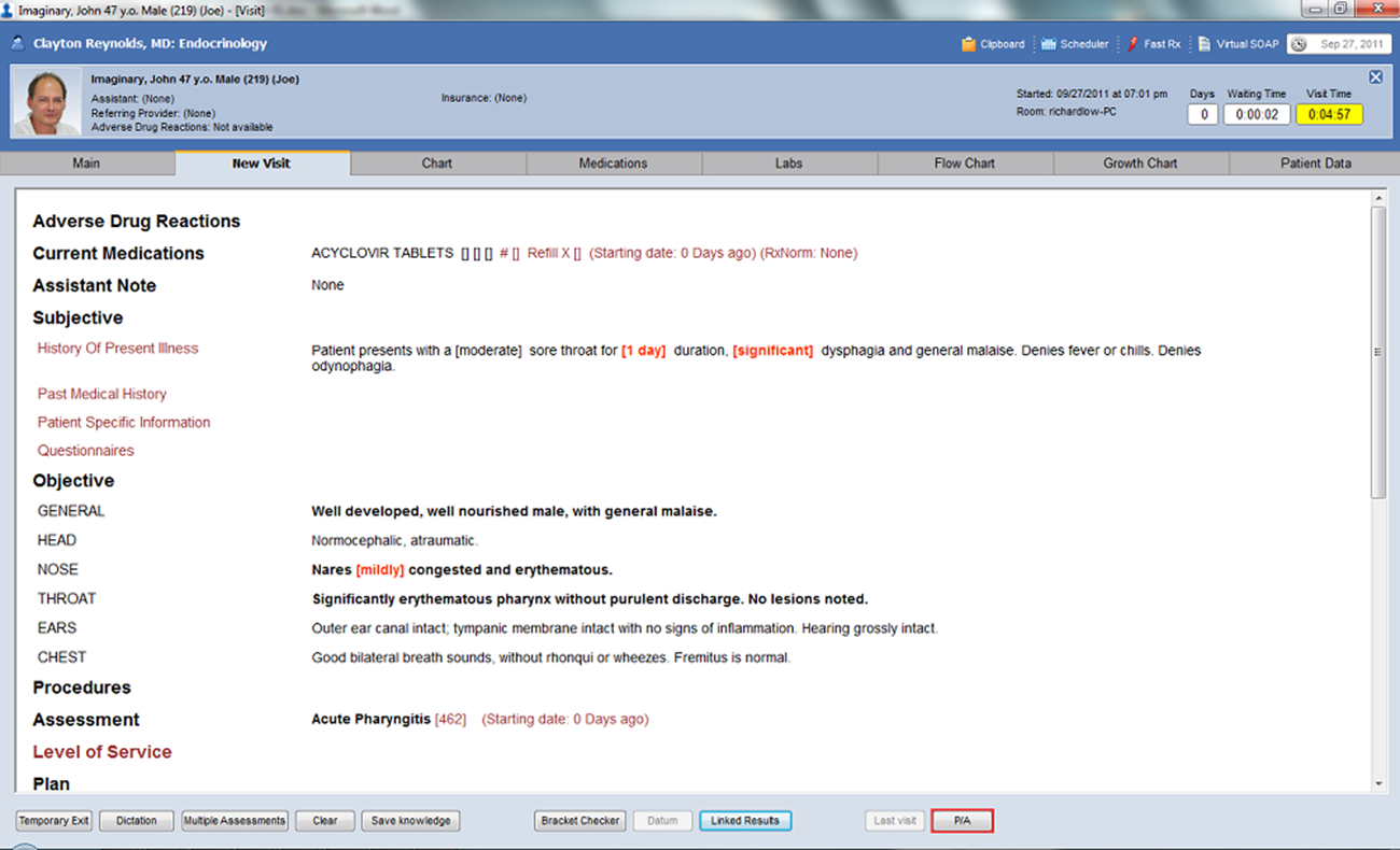 Praxis EMR Software - 3