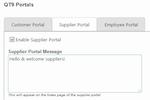 Captura de pantalla de QT9 QMS: Customer, Suppler and Employee Portals Included.