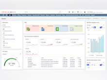 NetSuite Software - Role-based KPIs and Dashboards: Controller