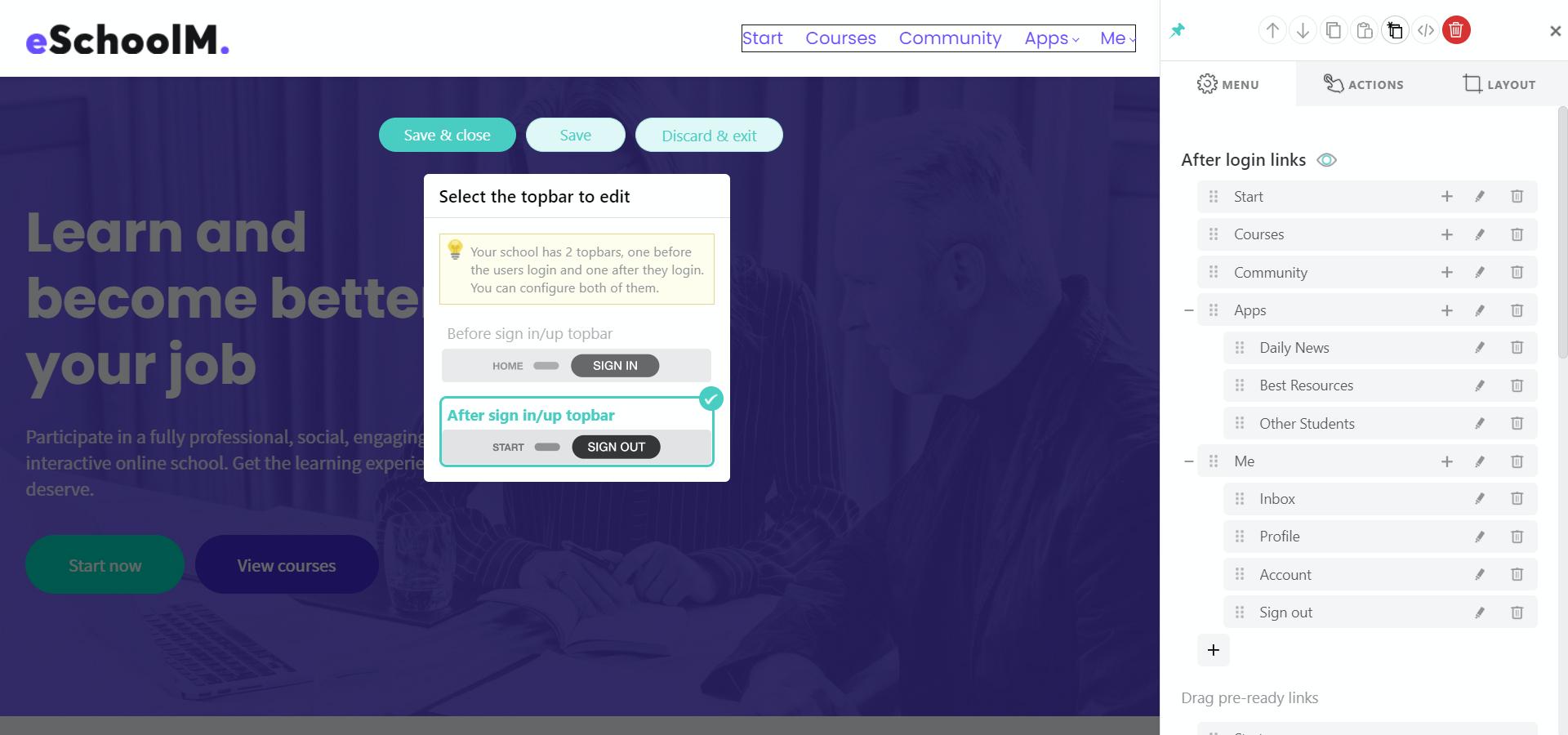 LearnWorlds Software - 6