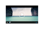 Capture d'écran pour FlowVella : Includes support for embedding video, plus YouTube searching for direct streaming
