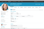 BambooHR screenshot: BambooHR Employee Personal Information