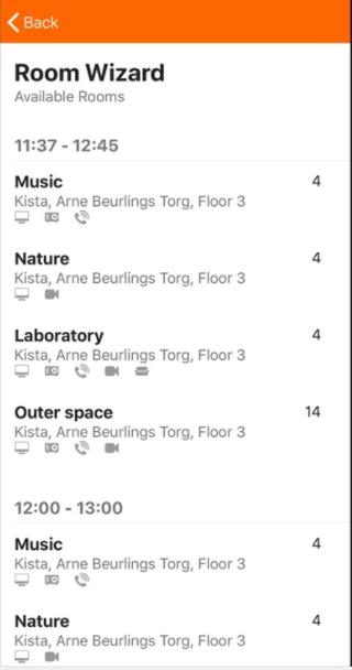 Flowscape room availability