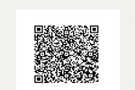 Eventdex screenshot: Access QR codes at the touch of a button