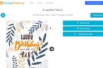 GroupGreeting Software - 1