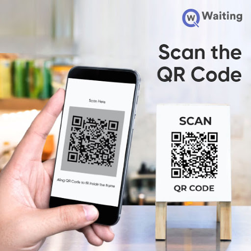 QR Code Queue Management