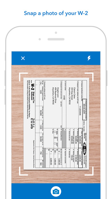Jumpstart the refund process by automatically importing W-2 tax forms