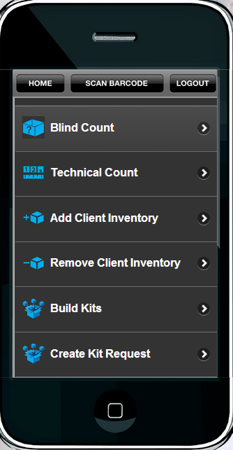 TopShelf Inventory Management Software - Inventory