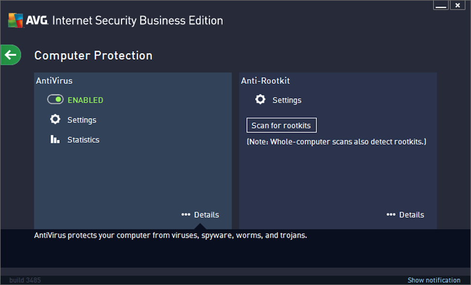AVG Internet Security Business Edition Software - Computer protection