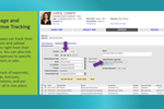 Timesheets.com Screenshot: The expense timesheet shows recorded expenses and allows employees to upload receipts.